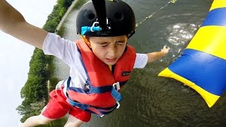 getlinkyoutube.com-GoPro: Summer Camp Kids Take on 'The Blob'