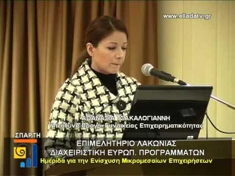 HMERIDA EPIMELHTHRIOY GIA ENISXYSH MIKROMEMAION EPIXEIRHSEON    1
