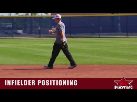 Fielding Tips: Infielder Positioning with Chris Getz