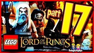 getlinkyoutube.com-Lego the lord of the rings - Walkthrough Part 17 The Black Gate