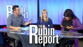 Melissa Rauch, Jackee Harry & Dave Rubin | Big Bang Theory | The Rubin Report