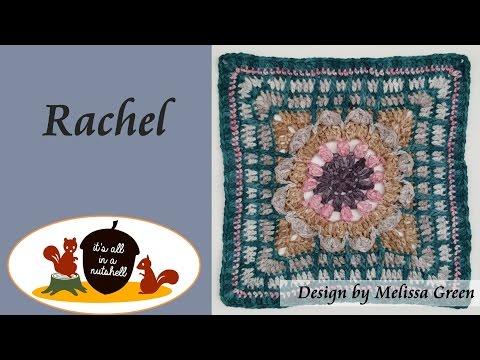 Rachel - Crochet Square