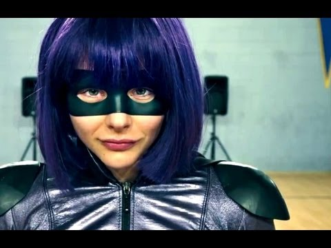 Kick-Ass 2 - International Trailer (HD) Chloe Moretz