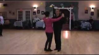 getlinkyoutube.com-Foxtrot Dance Lesson