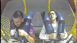 getlinkyoutube.com-השחקן בן אל תבורי על כדור הפיירבול באילת
