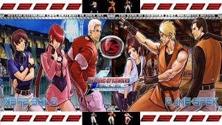 getlinkyoutube.com-[KOFM Lv.2 Red Edition] New Face Team vs Art Of Fight Team