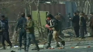Deadly blast rocks Kabul