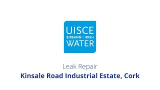 Video Thumbnail: #FixingLeaks | Kinsale Road Industrial Estate, Cork
