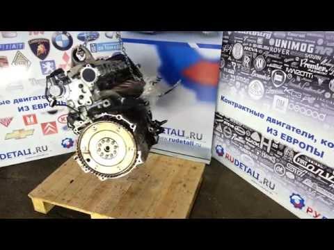 Контрактный б двигатель Вольво 2.9i 960, S80, S90 Код: B6304S. Из Германии. HD Видеообзор Volvo.