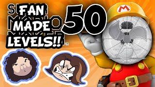 getlinkyoutube.com-Super Mario Maker: On Fire - PART 50 - Game Grumps