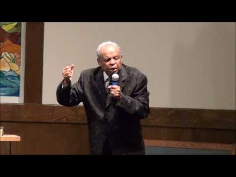 Jack Evans Sr. -  Believing & Receiving (Hilltop CoC Gospel Meeting)