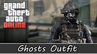 getlinkyoutube.com-GTA 5 Online - Call of Duty Ghost Outfit & Keegan Outfit and Customization