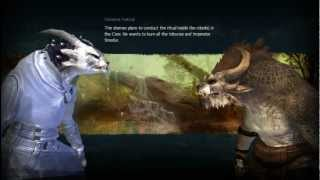 "getlinkyoutube.com-GW2 Charr Personal Story: Asrai Frostwhisper ""Bloodying the Past"""