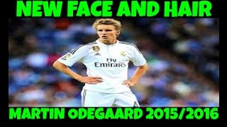getlinkyoutube.com-NEW FACE AND HAIR MARTIN ODEGAARD 2015/2016 | PES 2013