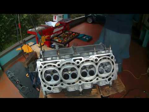 Suzuki Swift GTi - G13b(DOHC) Cylinder Head Modification