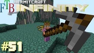 getlinkyoutube.com-Minecraft Mods - FTB Infinity Ep. 51 - Giant Tools Rule !!! ( HermitCraft Modded Minecraft )