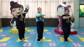 getlinkyoutube.com-ท่าเต้น Da mihi animas. 200 ปี พ่อบอสโก