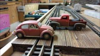 getlinkyoutube.com-The Western New York O scale  Railroad layout update 12-9-2015