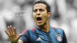 getlinkyoutube.com-Thiago Alcantara ● Hold Up ● Skills & Goals ||HD||