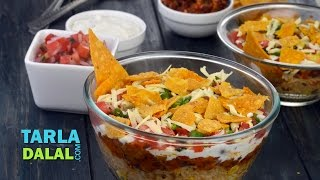 getlinkyoutube.com-Burrito Bowl, Veg Burrito Bowl by Tarla Dalal