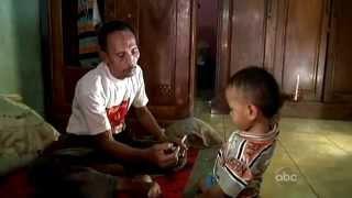 Children Smoking in Indonesia