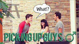 getlinkyoutube.com-Hitting On Guys That Have Girlfriends!