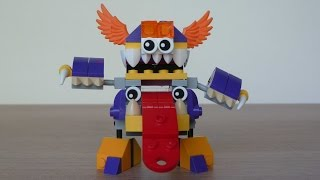 getlinkyoutube.com-LEGO MIXELS VAKA WAKA TUNGSTER MIX or MURP? Instructions Lego 41553 Lego 41544