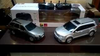 getlinkyoutube.com-Carros de Controle Remoto Fiat Freemont & Palio 2013