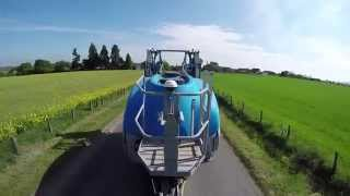 LEMKEN Vega 12 - The innovative trailed field sprayer for professional crop protection