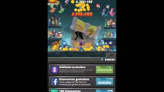 getlinkyoutube.com-Tap titans tournament stage 2500 (Max)