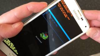 getlinkyoutube.com-Samsung Galaxy S5 Hard Reset/Remove Passcode