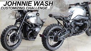 getlinkyoutube.com-Johnnie Wash - Campeão do BMW Customizing Challenge
