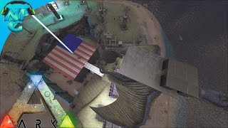 S4E35 RAID DEFENSE - Fending off the Raid on the Nerd Parade Base! ARK: Survival Evolved PVP Season