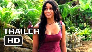 Journey 2: The Mysterious Island Official Trailer #1 - Dwayne Johnson, Vanessa Hudgens (2012) HD