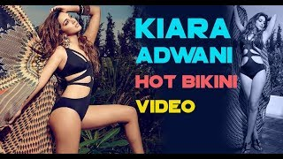 kiara Adwani hot bikini video