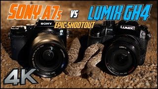 getlinkyoutube.com-Sony A7s vs Panasonic GH4 Epic Shootout in 4K | Which Mirrorless Camera To Buy? | Tutorial Training