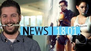 getlinkyoutube.com-Valve arbeitet an mehreren neuen Spielen - Blizzard siegt vor Gericht gegen Bot-Entwickler - News