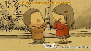 getlinkyoutube.com-You're Beautiful - James Blunt - VietSub - EngSub