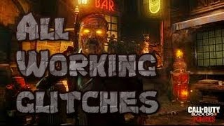 getlinkyoutube.com-Black Ops 3 Zombies Glitches All Best Shadows of Evil Glitches (COD BO3 Zombie Glitch vid)