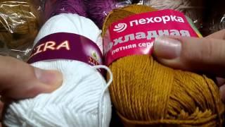 getlinkyoutube.com-Покупка пряжи для вязания