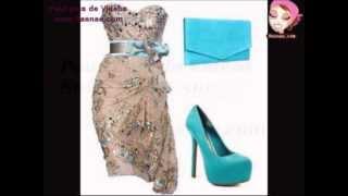getlinkyoutube.com-Fashion 2013/2014 - Mode de Robes de Soirées pour Femmes