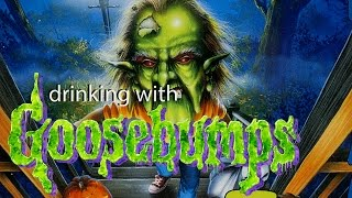 Drinking with Goosebumps #36: The Haunted Mask II