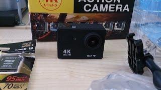 EKEN H9 4k CAM за 45$. Убийца GO-PRO... Лучшая экшен-камера в своей ценовой категории!