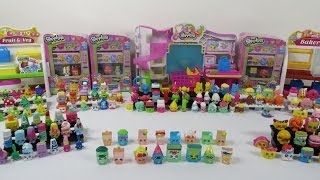 getlinkyoutube.com-Our Complete Shopkins Collection Including Limited Edition Season One 1