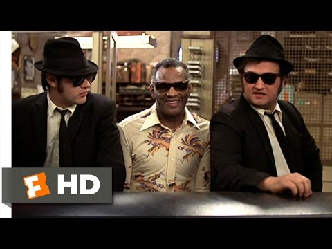 Shake A Tail Feather Scene - The Blues Brothers Movie (1980) - HD
