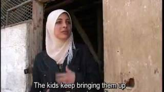 getlinkyoutube.com-Orthodox Jewish woman harasses Palestinian mother