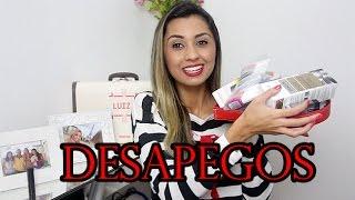 getlinkyoutube.com-Desapegos no Youtube! Especial 100k! / Luiza Gomes