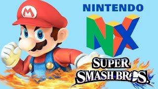 getlinkyoutube.com-Smash Bros. NIntendo NX Launch Title?
