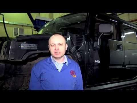 Hummer H2. Течь в трубках АКПП.  Причины, последствия , рекомендации