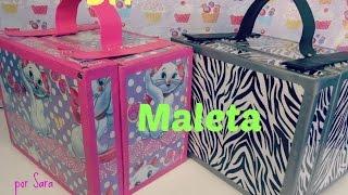 getlinkyoutube.com-maleta de cartón ( segunda versión)